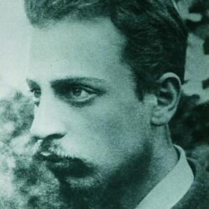 0610 Rainer Maria Rilke - Lesung mit Bildpräsentation